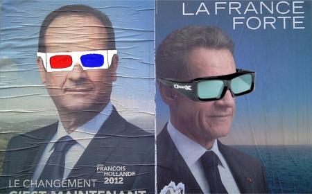Présidentielles 2012 3D