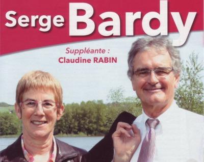 Serge BARDY et Claudine RABIN